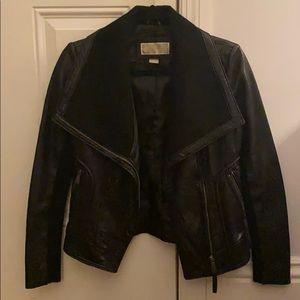 Michael Kora Leather Jacket